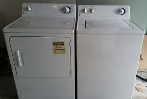 GE Washer and Electric Dryer, free delivery