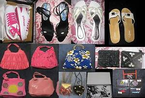New Used Ladies Womans Kids Shoes Handbags Wallets Coin Purses Forrestdale Armadale Area Preview