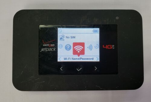 Verizon Jetpack® 4G LTE Mobile Hotspot (AC791L) by Netgear - Used