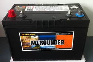 105AH 12V ALLROUNDER 760CCA DEEP CYCLE & STARTING BATTERY