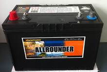 105AH 12V ALLROUNDER 760CCA DEEP CYCLE & STARTING BATTERY Southport Gold Coast City Preview