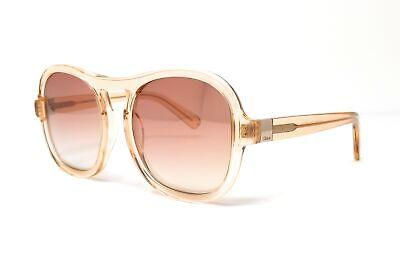 CHLOE Sunglasses CE720S 749 Peach Navigator Women's 56x19x140