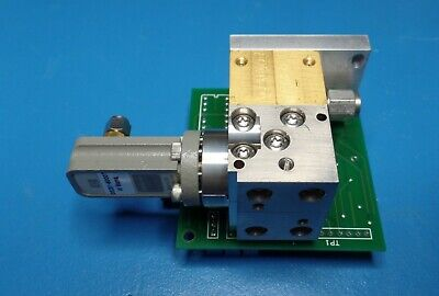 Keysightagilent 110ghz W-band Tripler 5086-7995 W W Band Adapter Wr-10 110ghz