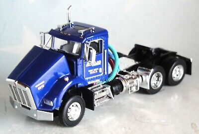DCP BLUE KENWORTH T800 DAY CAB ONLY 1/64 34114 C