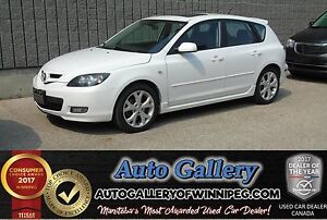 2008 Mazda MAZDA3 GS *Roof/Htd. Seats