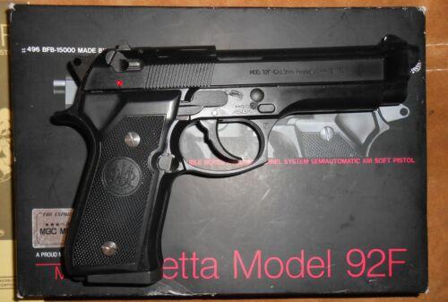 Air Soft MGC Beretta M92F