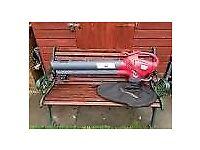 PERFORMANCE POWER PBL2500W ELECTRONIC/VAC LEAF BLOWER