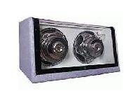 Pro Plus Twin Subwoofer with built in Neon Lamp, Retail Price £189.99