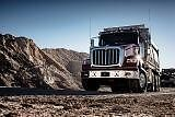 2017 International HX 615 6X4, New Gravel Truck