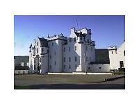 Seasonal Ticketing Assistant at Blair Castle - immediate start