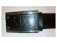 b new armani belt