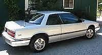 Classic 1988 Buick Regal Coupe 2.8 l NEW PRICE