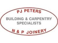 Carpentry & Joinery Apprentice