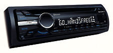 SONY BLUETOOTH CAR STEREO MEX-BT3000 CD MP3 AUX IN HEADUNIT AUX LEAD FREE