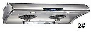 Crown under cabinet powerful range hood from $199(new) City of Montréal Greater Montréal image 2