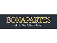 Bar Staff - Bonapartes Bar - Bristol Temple Meads