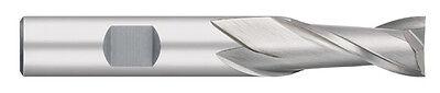 Kodiak Cutting Tools Usa Made 34 Diameter End Mill 2 Flute Hss 12 Shank