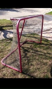 Regular sized street hockey net