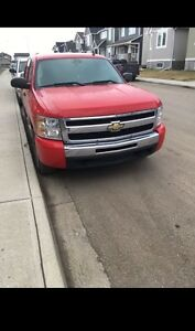 2010 Silverado need to move ASAP make me and offer