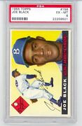 1955 Topps Joe Black