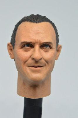 1/6 Custom Head Anthony Hopkins as Hannibal Lecter from Silence of the Lambs segunda mano  Embacar hacia Argentina