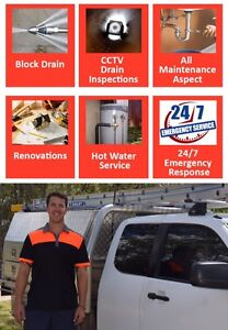 Alex Kertesz WEST MORETON PLUMBING CALL US NOW :) Ipswich Ipswich City Preview