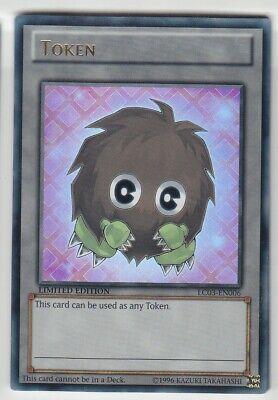 5x Juraei-Spielmarke SR04-DETKN Common 1 Auflage Token YU-GI-OH Playset NearMint Sammeln & Seltenes Sammelkartenspiele/TCGs