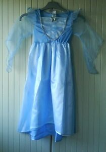 Girls-Mary-Outfit-Fancy-Dress-Up-Christmas-Nativity-School-Play-Costume-5-6yrs