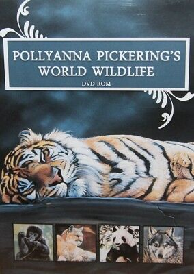 Pollyanna Pickering  world wild life dvd rom