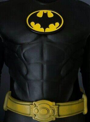 Bat Chest Armor For A Batman Costume + Cowl