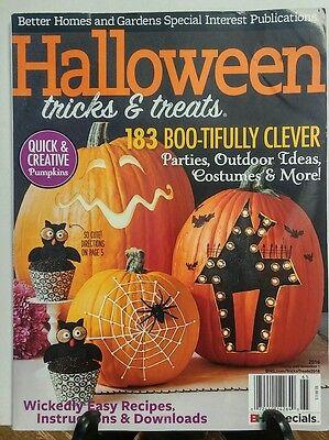 Best Halloween Treat Ideas (Better Homes and Gardens Halloween 2016 Tricks & Treats Ideas FREE SHIPPING)