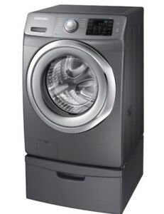 Samsung pedestals for washer and dryer