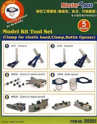 Trumpeter Hobby Model Kit Tool Set Montagehilfen Werkzeuge für Modell-Bausätze