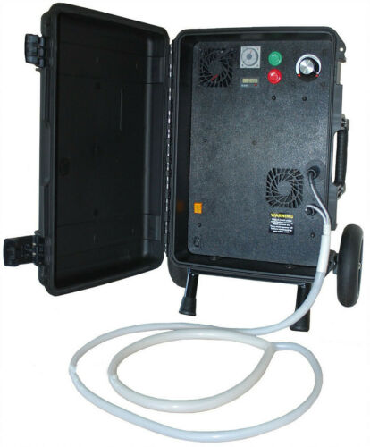 PEMF PMT 120 Portable fully loaded - Pulsed Electro Magnetic Field Device