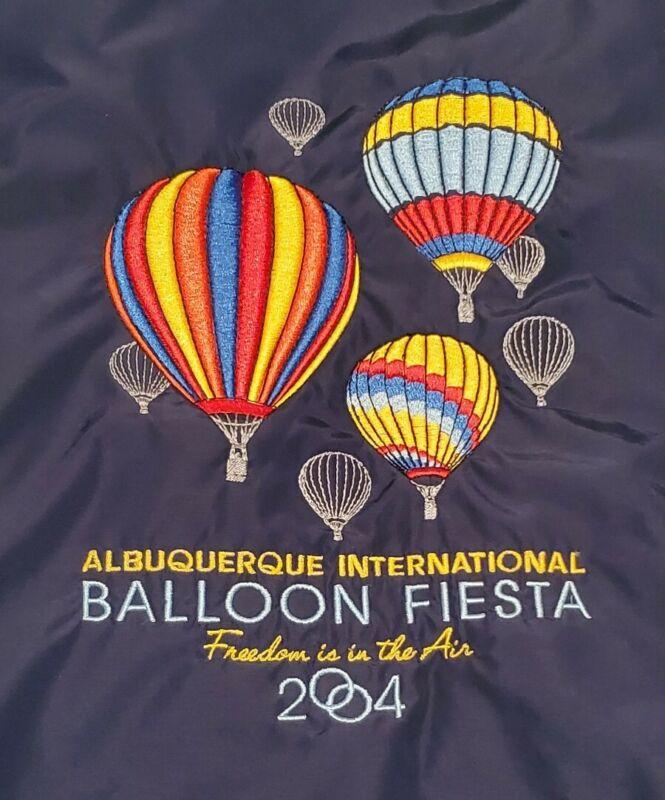 2004 Albuquerque International Balloon Fiesta Columbia Jacket XL