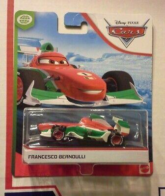 Disney Pixar Cars Francesco Bernoulli (New)