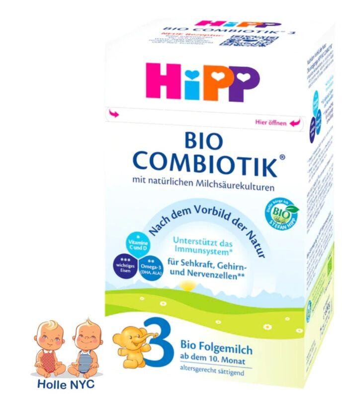 HiPP Stage 3 Bio Combiotic Infant Formula 600g Free Shipping