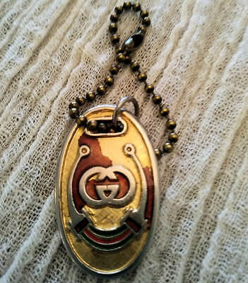 Authentic Vintage Gucci Hang tag Italy