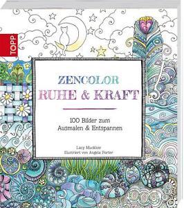 Zencolor: Ruhe & Kraft von Lacy Mucklow (2015, Taschenbuch)
