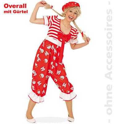 20er Jahre Badeanzug (20er Jahre Kostüm Damen Kölnfan Badeanzug Köln Overall Damenkostüm)