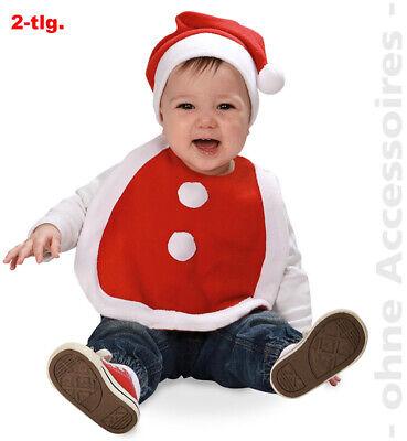 Nikolaus Kleinkind Santa Claus Nikolauskostüm Baby - Santa Claus Kostüm Kind