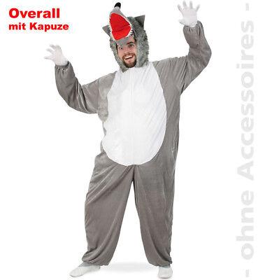 Wolf Kostüm Herren Bestie Wolfkostüm Märchen -