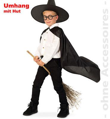 Zauberlehrling Kostüm Kinder Magie Magier Zauberer - Zauberlehrling Kostüm
