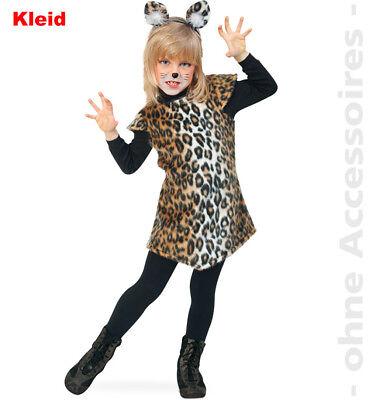 Katze Kostüm Kinder Wild Cat Leopardenkleid Raubkatze Leopard Kinderkostüm