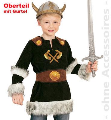 Wikinger Kostüm Kinder Wikingerkostüm Wikingertunika Barbar (Wikinger Kostüm Kinder)