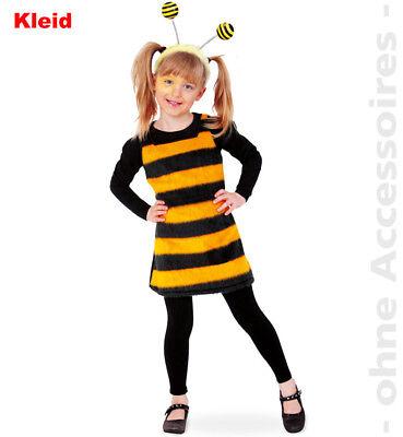 Bienchen Kostüm Biene Kinder Bienenkostüm Hummel Brummer - Bienen Kostüm Kinder