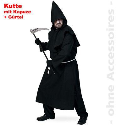 Inquisitor Henker Gevatter Tod Todesmönch Halloween - Herr Tod Halloween Kostüm