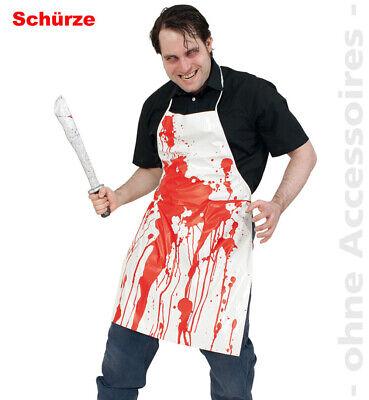 Metzger Halloween-kostüm (Schlachter Schürze Metzger Schürze Op Schürze Halloweenkostüm)