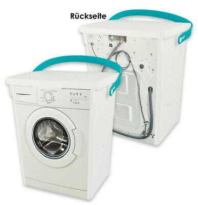 Waschpulverbox Waschmittelbox 5 l Waschmitteldose Waschmittelbehälter mit Deckel