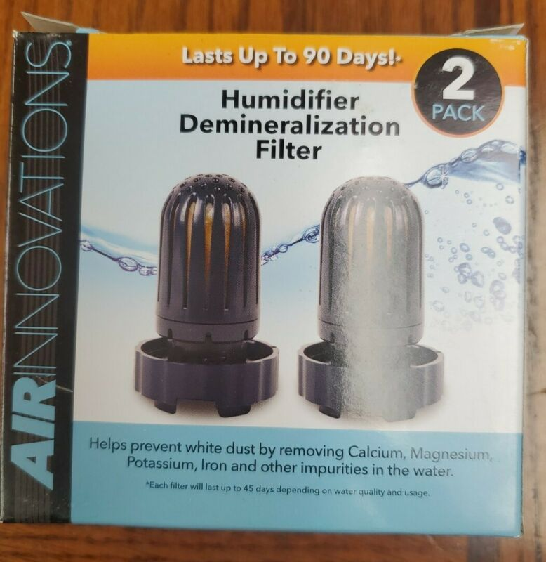 Air Innovations Humidifier Demineralization Filters 2 Pack